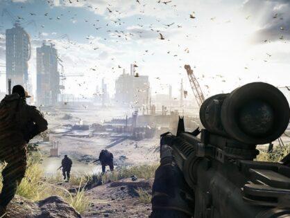 Особенности игры Battlefield 4