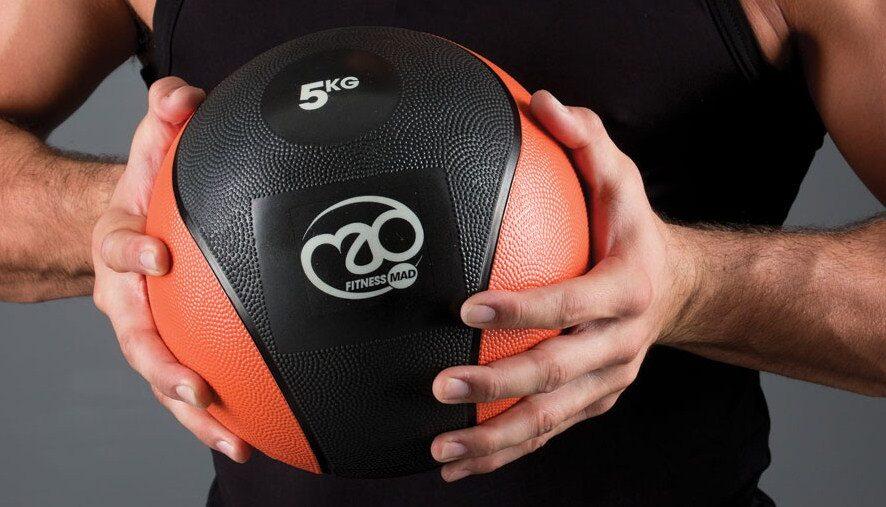 Что такое набивной мяч медбол?